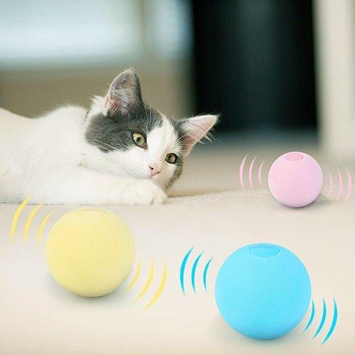 Умные игрушки для кошек
