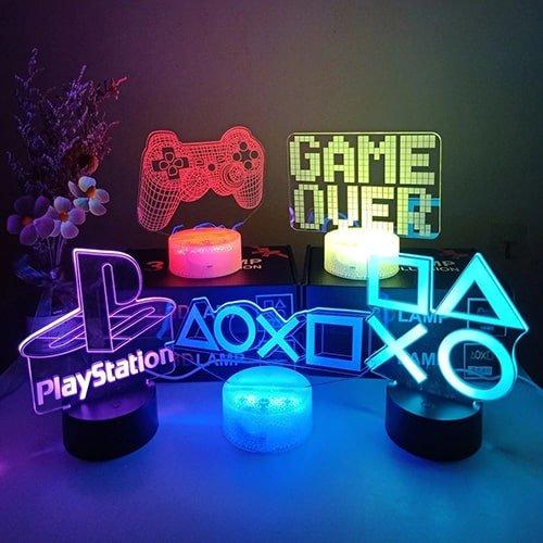 Игровой светильник