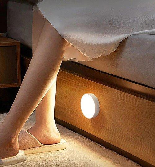 Переносной светильник - Sanmusion