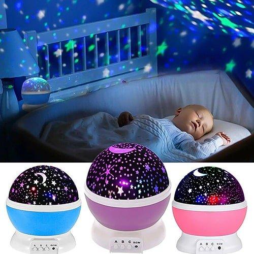 Купить светильник - Проектор звездного неба